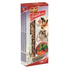 Vitapol smakers gryzoń owoce leśne - przysmak dla chomika, świnki, królika zvp 1110