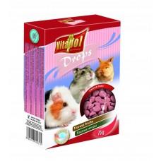 Vitapol dropsy owoce lasu 75 g dla świnki morskiej, chomika, królika
