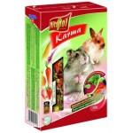 Vitapol karma dla królika i gryzoni 2w1 owocowo-warzywna zvp-1024