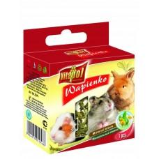 Vitapol kostka wapienna z mniszkiem zvp 1062 dla świnki, chomika, królika,szczura