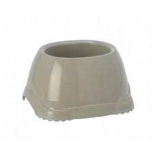 Yarro miska dla spaniela 0,6 l szara y3714-0773