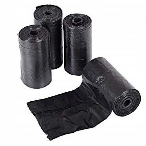 Yarro woreczki na odchody 4x15 szt czarne