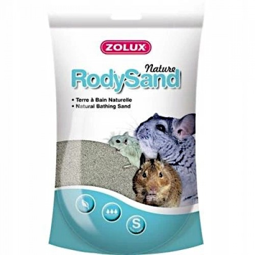 Zolux piasek rody sand pył kąpielowy natur 212 035