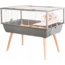 Klatka dla szczura: Zolux neo nigha h36 szara 205623