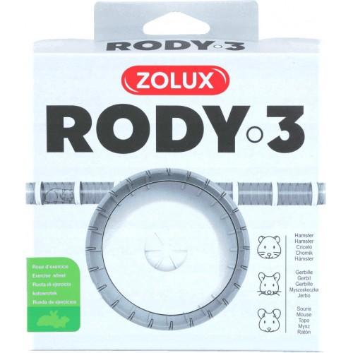 Zolux kołowrotek rody 3 biały 206 034