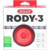 Zolux kołowrotek rody 3 czerwony 206 035