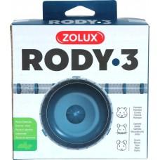 Zolux kołowrotek rody 3 niebieski 206 037