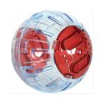 Zolux kula do biegania dla chomika 12,5 cm czerwona 280 019
