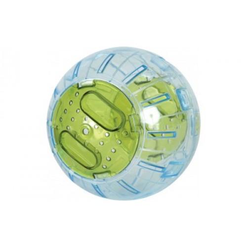 Zolux kula do biegania dla chomika 12,5 cm zielona 280 020