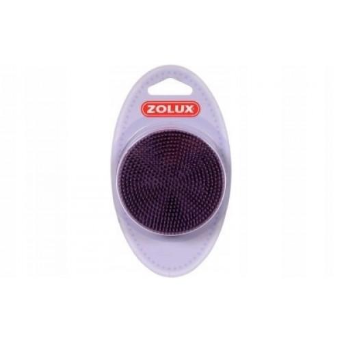 Zolux szczotka kauczukowa dla kota 481 107