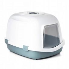 Zolux toaleta jumbo stalowo niebieska 96880