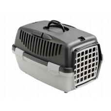 Transporter gulliver 2 popiel dla kota, królika, psa plastikowe drzwiczki