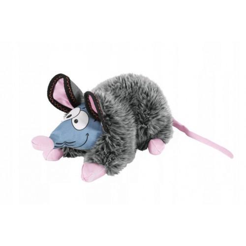 Zolux zabawka dla psa plusz szczurek gilda 480 097
