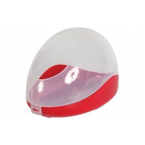Zolux toaleta dla szynszyla czerwona 206 544